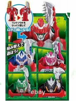 Knight SET Oh Five Kishiryu Sentai Ryusoulger DX