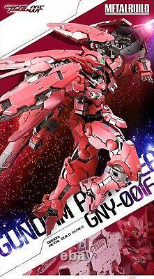 METALBUILD GUNDAM ASTREA TYPE-F GN HEAVY WEAPON SET GNY-001F figure BANDAI NEW