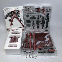 METAL BUILD Gundam Astrea TYPE-F (GN HEAVY WEAPON SET) Figure Bandai Spirits JP