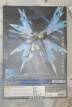 METAL BUILD Strike Freedom Gundam Wing of Light Option Set Figure BANDAI NEW JP