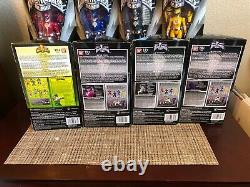 Mighty Morphin Power Rangers Legacy The Movie 5 Figures Set (8) Green Ranger