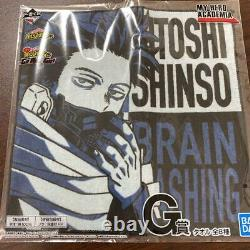 My Hero Academia Figure Hitoshi Shinso Ichiban Kuji E F G H set Go And Go BANDI