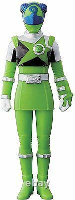 NEW Bandai POWER RANGERS Uchu Sentai Kyuranger Sentai Hero Series Figure 9 Set