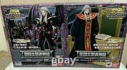 NEW Bandai Saint Seiya Cloth Myth Barron Lune Complete Set Figure Japan