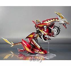 NEW S. H. Figuarts Masked Kamen Rider RYUKI SURVIVE & DRAGRANZER SET Figure BANDAI