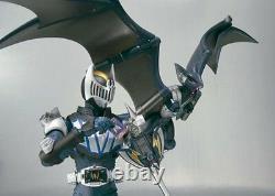 NEW S. H. Figuarts Masked Kamen Rider Ryuki KNIGHT DARK WING SET Action Figure