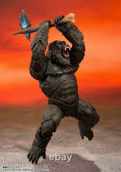 PRE SALE GODZILLA vs KONG SH S. H. MonsterArts 2021 Movie 2 FIGURE SET