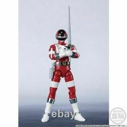 PRE SHODO SUPER Choudenshi Bioman Bandai Limited Premium Figure 5P Set