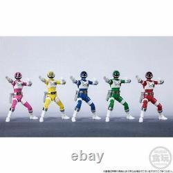PRE SHODO SUPER Choudenshi Bioman Figure 5P Set Premium Bandai Limited