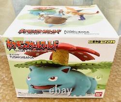 Pokemon 1/20 Scale World Kanto Region Charizard Blastoise Venusaur Figure BANDAI
