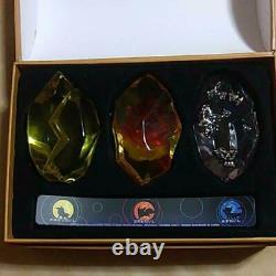 Pokemon Evolution Stone Candy Box Set fire Water Lightning Figure Bandai