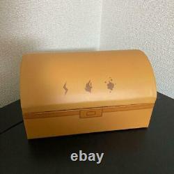 Pokemon Evolution Stone Candy Box Set fire Water Lightning Figure Bandai Japan