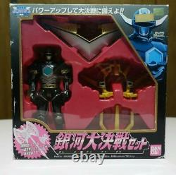 Power Rangers Lost Galaxy Ginagaman Magna Defender Figure Set