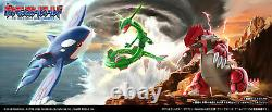 Pre-order Pokemon Scale World Hoenn Groudon, Kyogre, Rayquaza 3set Figure NEW