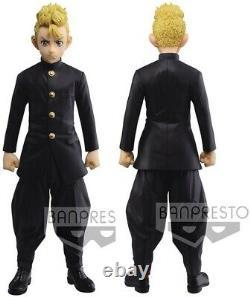 Pre-sale Tokyo Revengers Takemicchi, Mikey, Draken Figure Set Authentic