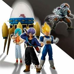 Premium BANDAI HG DRAGON BALL Another Super Saiyan Figure Set with Tracking NEW