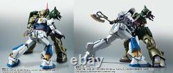 Robot Spirits GUNDAM 0080 RX-78 NT-1 + MS-06FZ ZAKU II (2 Figure Set)