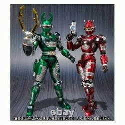 S. H. Figuarts Beetle Fighter G-STAG & REDDLE SET BANDAI Action Figure