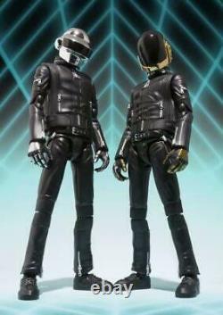S. H. Figuarts Daft Punk Thomas Bangalter Guy Manuel Set of 2 Figure Bandai