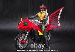 S. H. Figuarts Masked Kamen Rider Amazon & Jungler Set Action Figure BANDAI Japan