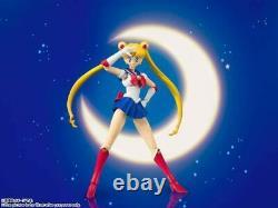 S. H. Figuarts Sailor Moon Animation Color Edition All 5 types Set BANDAI Figure