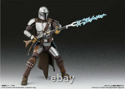 S. H. Figuarts Star Wars The Mandalorian (Beskar Armor) & The Child Japan version