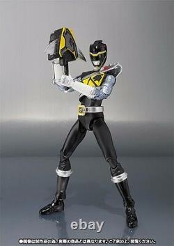 S. H. Figuarts Zyuden Sentai Kyoryuger KYORYU BLACK & PINK Set Figure BANDAI Japan