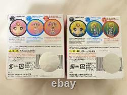 S. H. Figuarts mini Super Sailor Moon & Chibi Moon Eternal Set Figure Bandai New
