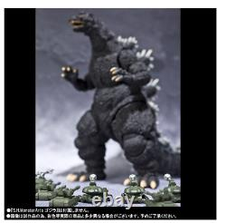 S. H. MonsterArts Effects Toho Special Super Weapons Set for Godzilla Figure