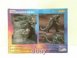 S. H. MonsterArts KONG & GODZILLA Figure Set FROM GODZILLA VS. KONG(2021)