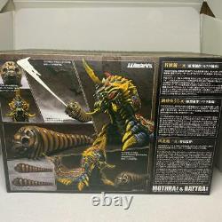 S. H. MonsterArts Mothra Battra larva set Figure 27.0cm 10.6 Godzilla Series Toy
