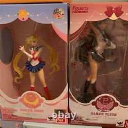 Sailor Moon Crystal Figuarts ZERO 9 Figures Set Soul Web Shop Limited From Japan
