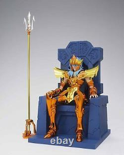 Saint Seiya Myth Cloth EX Sea Emperor Poseidon Imperial Throne Set Figure Bandai