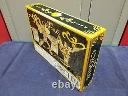 Set of 6 BANDAI Saint Seiya New Bronze Cloth Gold Version Complete Figure