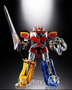 Soul of Chogokin GX-72 Power Rangers Kyouryuger DAIZYUZIN Action Figure rear set