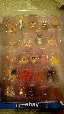 The Digimon Adventure 02 Complete Box Coloured 49 Figures Set Bandai Japan