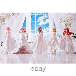 The Quintessential Bride Ichiban Kuji BrideStyle figure 5 set Complete Anime