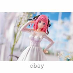 The Quintessential Quintuplets Ichiban kuji Wedding Dress Figure Set of 5