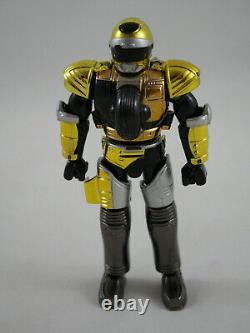 Vintage WINSPECTOR Special Rescue Police 3 Figure Set, 1990 Bandai, Complete